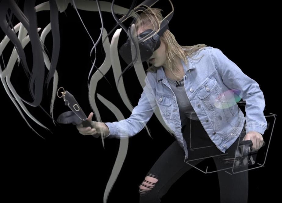 אטרקציית VR לאירועים חברתיים - Pictionary