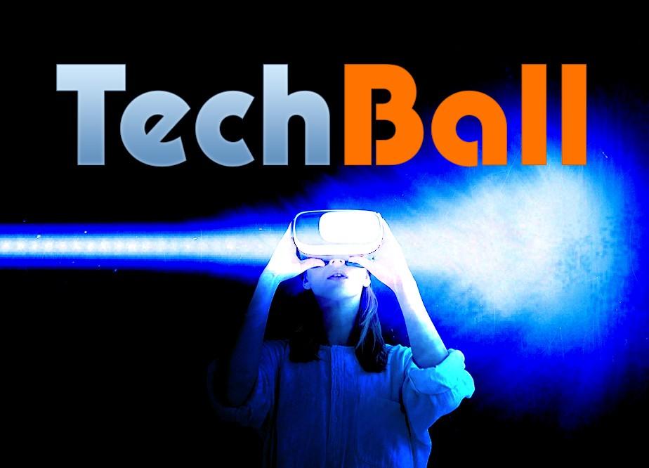 משחק מציאות רבודה techball