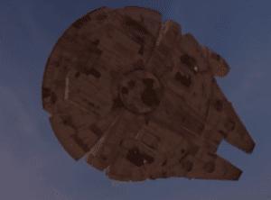 משחק ה VR - trials on tatooine
