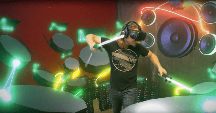 SoundStage VR - גם אתם יכולים להיות DJ
