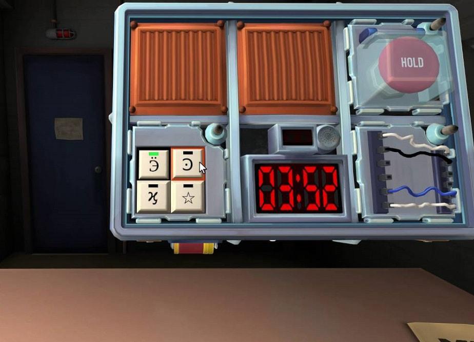 משחק VR - המשיכו לדבר ואף אחד לא יתפוצץ
