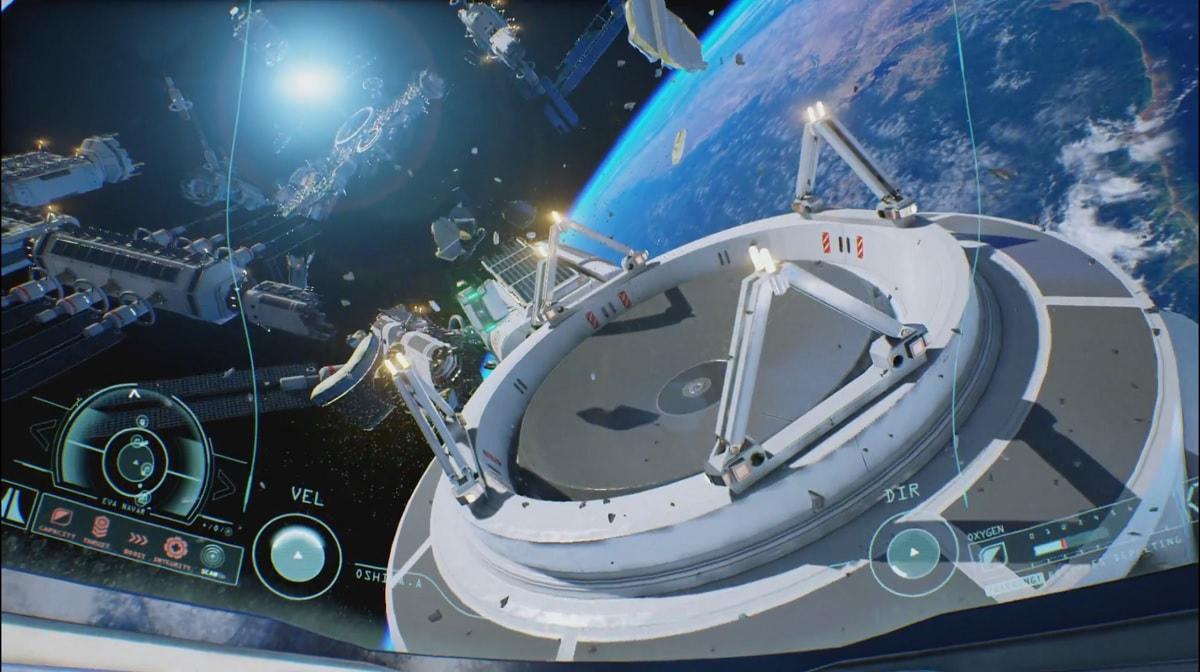 משחק VR - טריילר ל ADR1Ft's Clair De Lune
