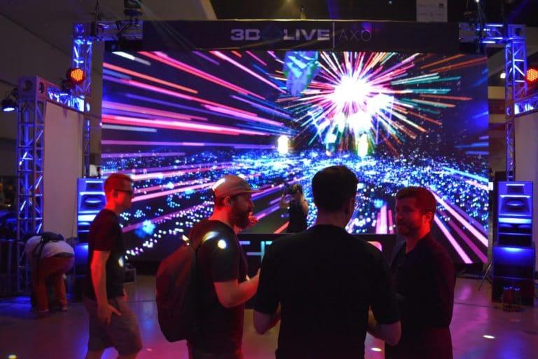 מסיבת VR - רייב במציאות מדומה