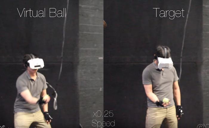 מעקב חפצים במציאות מדומה