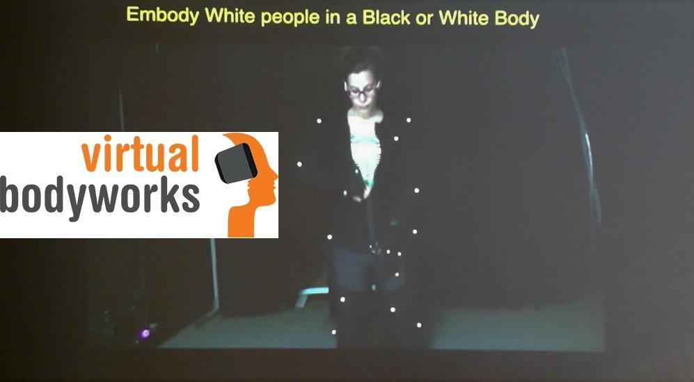 הדמייה במציאות מדומה של גוף אדם