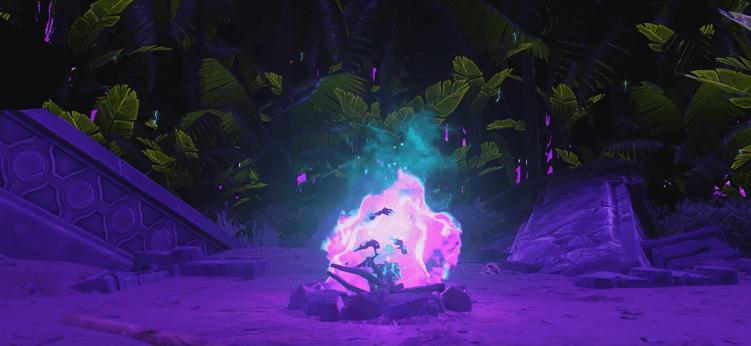 מלחמת מפלצות מסטיות ב VR ב Feral Rites