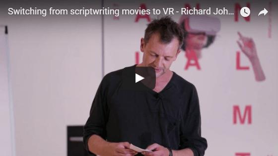 כנס VR שנתי - המעבר מכתיבת תסריטים למציאות מדומה