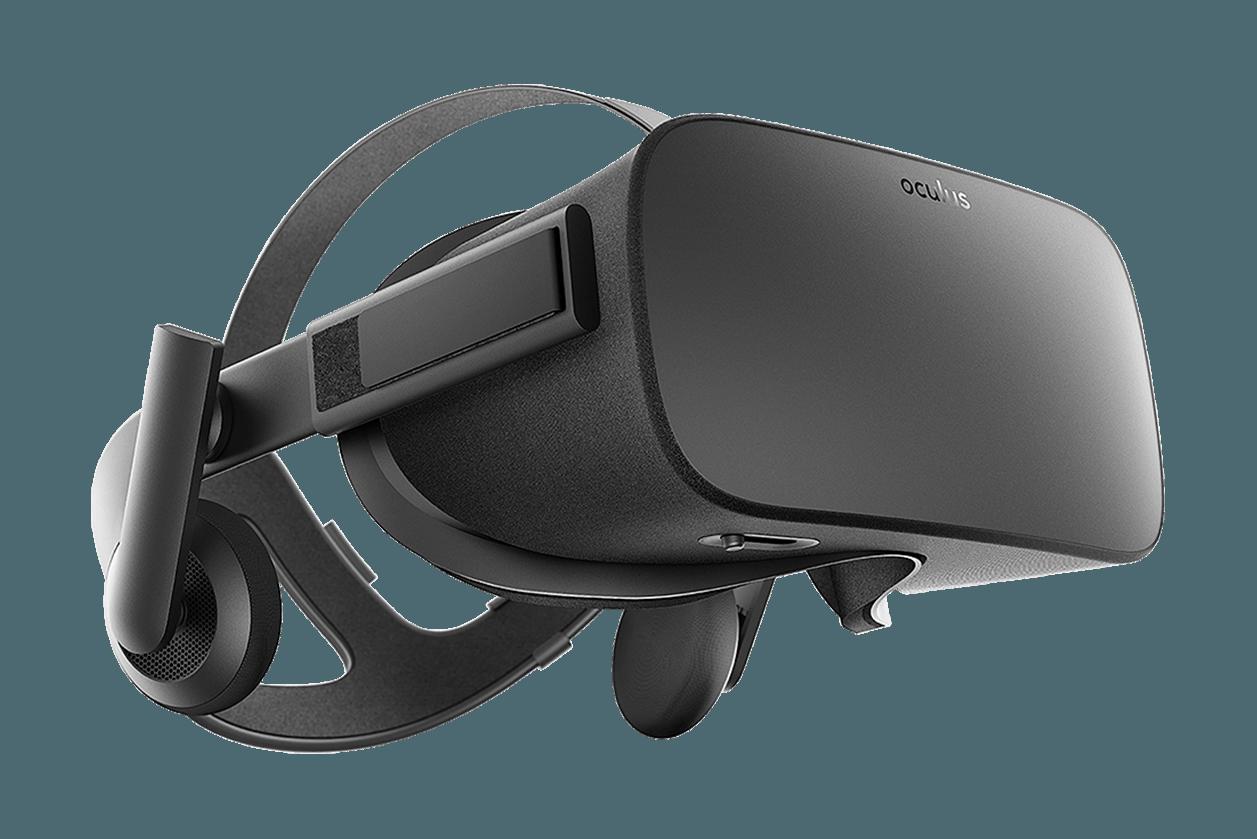 קסדת מציאות מדומה של Oculus Rift