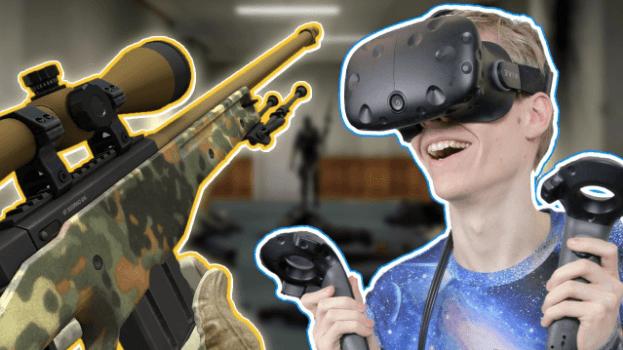 המשחק קונטר סטרייק מגיע למציאות המדומה (VR)