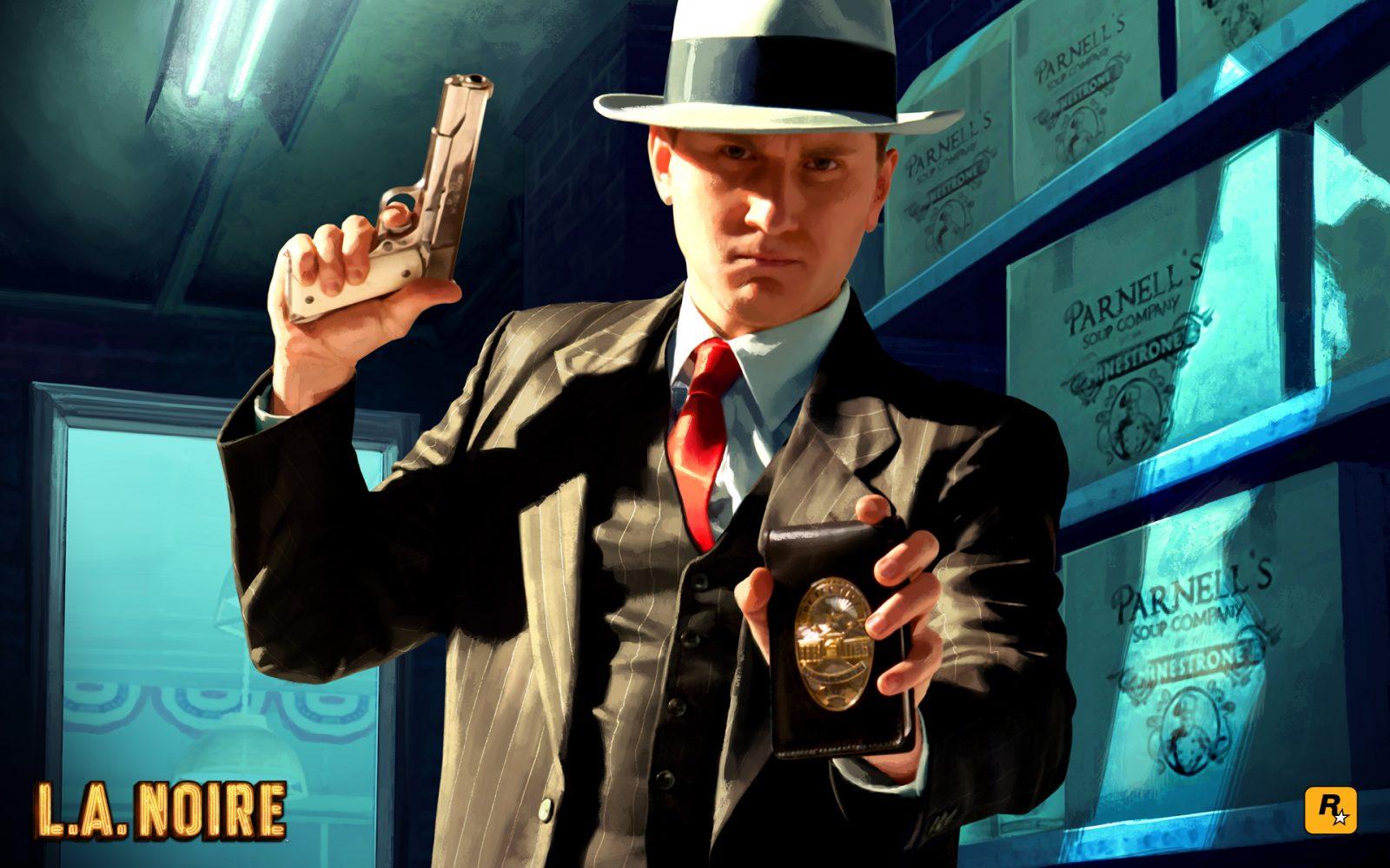 משחק המציאות המדומה LA Noire