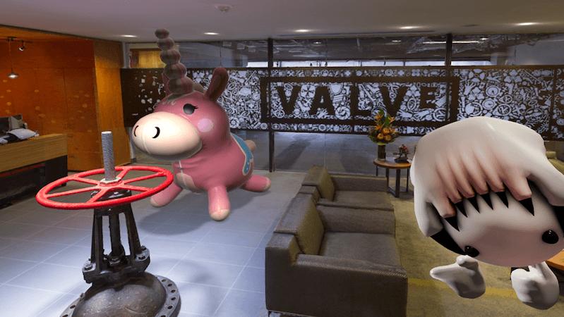 VALVE עובדים על 3 משחקי מציאות מדומה