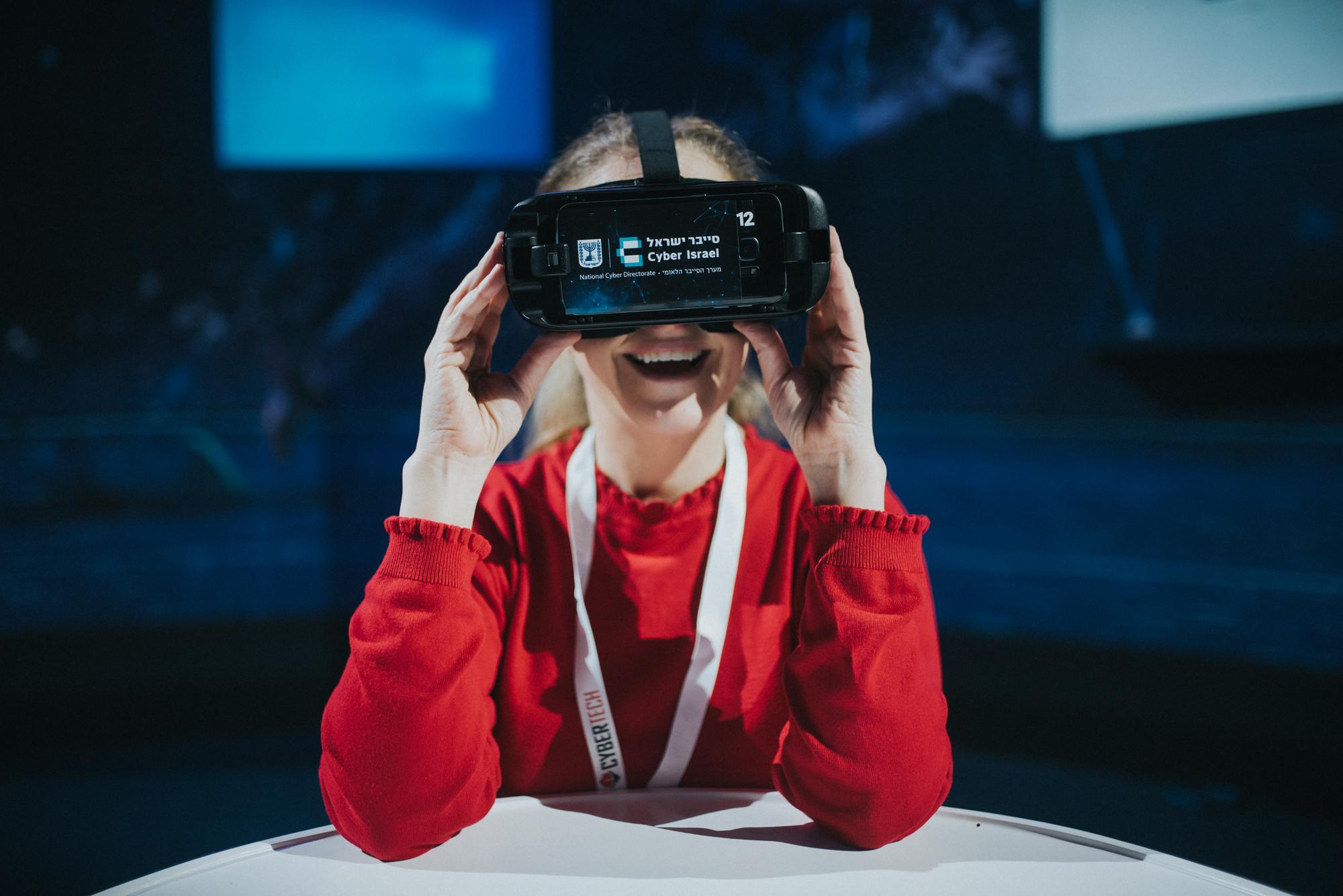 מציאות מדומה היא לא רק משחק מחשב