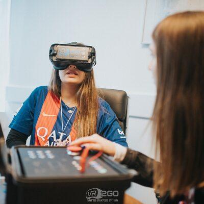 גיבוש עובדים במציאות מדומה