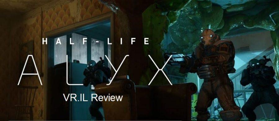 half life alex ביקורת משחקי מציאות מדומה