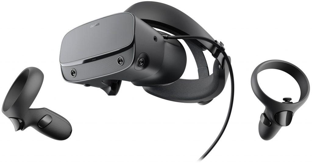 oculus rift s משקפי מציאות מדומה