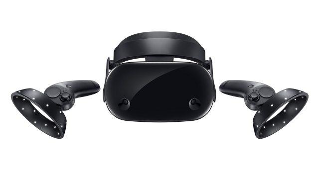 משקפי מציאות מדומה סמסונג אודסיי
