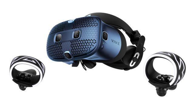 משקפי מציאות מדומה VIVE קוסמוס