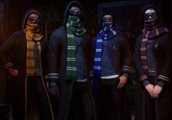 חנות הארי פוטר תשיק שתי חוויות מציאות מדומה